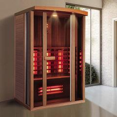Инфракрасная сауна — комфортный эффективный способ оздоровления в домашних условиях