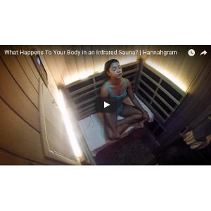Что происходит с вашим телом в инфракрасной сауне?