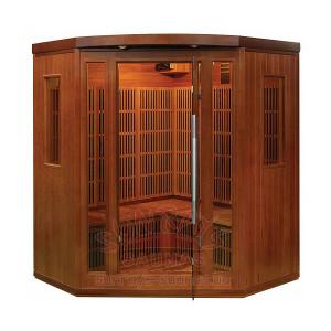 Инфракрасная сауна Corner Luxe тип2